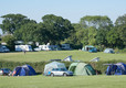 Camping fields at Leadstone Camping