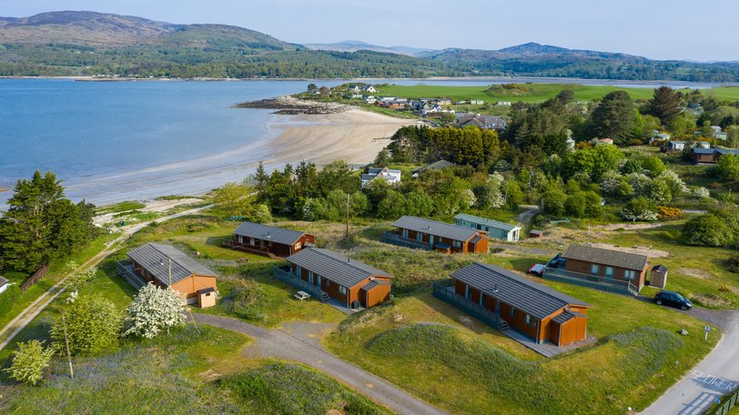 Holidays in Castle Douglas, Dumfries & Galloway - Sandgreen Caravan Park
