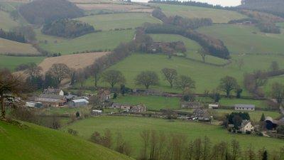 Kempton, Shropshire (© By Plumpdesigns at en.wikipedia (Own work) [Public domain], via Wikimedia Commons)