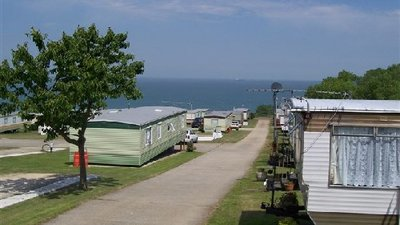 Picture of holiday homes at Seacliff Holiday Park, Kent