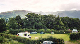 Picture of Whinfell Caravan Park, Cumbria, North of England