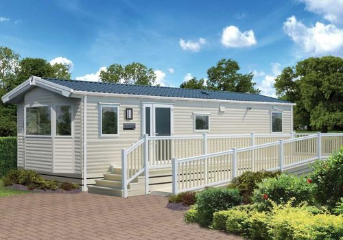 Photo of Holiday Home/Static caravan: 2 Bed Accessible Gold Caravan