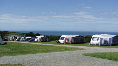 Picture of St Davids Camping and Caravanning Club Site, Pembrokeshire