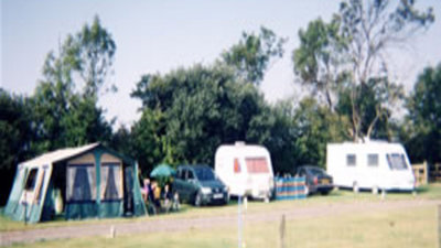 Picture of Norwood Farm Caravan & Camping Park, Kent, South East England - Touring facilities at Norwood Farm Caravan and Camping Park