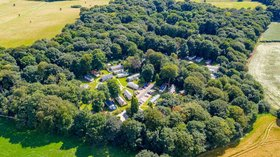 Holidays in Wakefield - Nostell Priory Boutique Holiday Park
