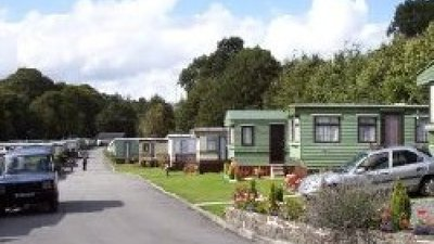 Picture of Wyeside Caravan & Camping Park, Powys