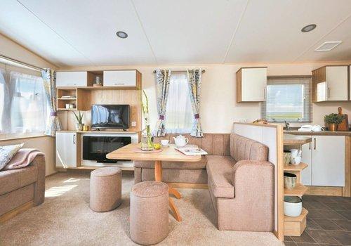 Photo of Holiday Home/Static caravan: Luxury Plus 2-Bed Caravan