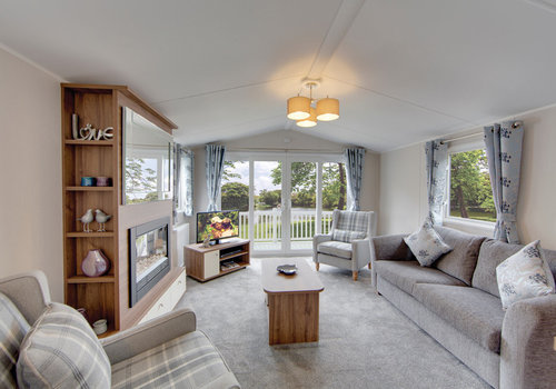 Photo of Holiday Home/Static caravan: Gold Newer Model 2 Bedroom Pet Friendly Caravan