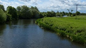 River Derwent near Church Wilne  (© © Copyright Mat Fascione (https://www.geograph.org.uk/profile/11776) and licensed for reuse (https://www.geograph.org.uk/reuse.php?id=5654037) under this Creative Commons Licence (https://creativecommons.org/licenses/by-sa/2.0/).)