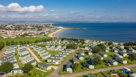 Holidays in Fife - St Andrews Holiday Park