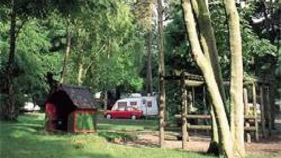 Picture of Balbirnie Park Caravan Club Site, Fife