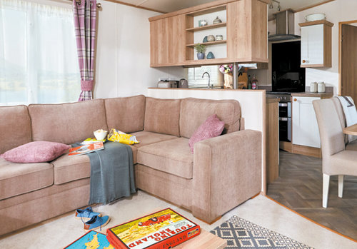 Photo of Holiday Home/Static caravan: ABI UK Ltd The ABI St David