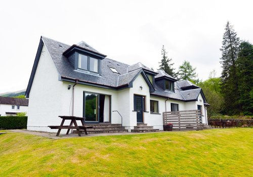 Photo of Holiday Home/Static caravan: Capercaillie Cottage