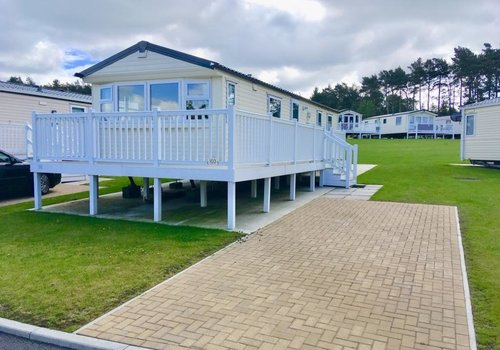Photo of Holiday Home/Static caravan: Pre-loved Europa Cypress
