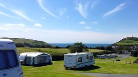 Caravan park in Aberystwyth - Midfield Holiday & Residential Park