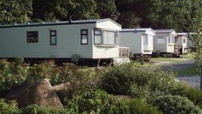 Picture of Woodland Caravan Park, Gwynedd, Wales