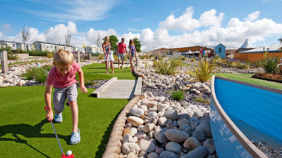 Picture of Littlesea Holiday Park, Dorset, South West England
