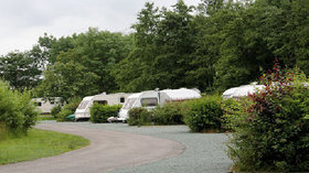 Picture of Blackshaw Moor Caravan Club Site, Staffordshire, Central North England