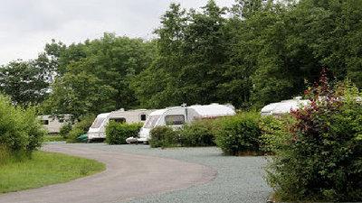 Picture of Blackshaw Moor Caravan Club Site, Staffordshire, Central North England