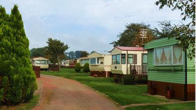 Our caravan homes