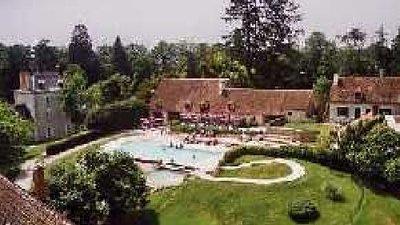 Picture of Le Château de Poinsouze, Creuse
