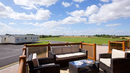 Yorkshire holidays - Hornsea Leisure Park, East Riding of Yorkshire