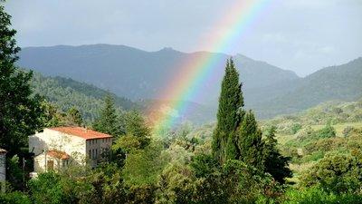Lovely area in the region - Cucugnan