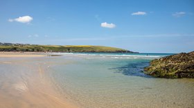 Trevella Park - Crantock Beach, Cornwall