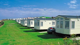 Holiday homes at the park