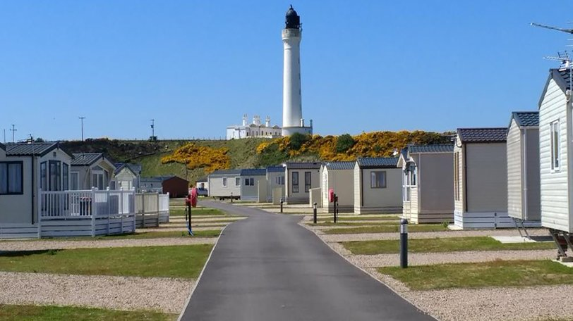 Family holidays in Scotland - Silver Sands Holiday Park