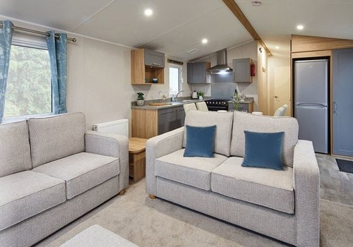 Photo of Holiday Home/Static caravan: Willerby Malton