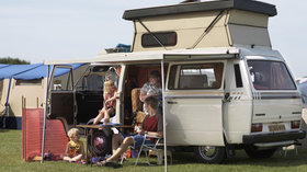 Picture of Normans Bay Camping and Caravanning Club Site, East Sussex