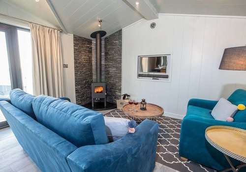 Photo of Lodge: Pet-Friendly Retreat Lodge with Hot Tub