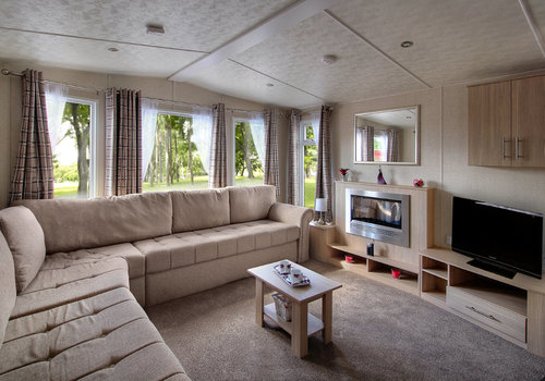 Photo of Holiday Home/Static caravan: 3 Bed Gold Caravan