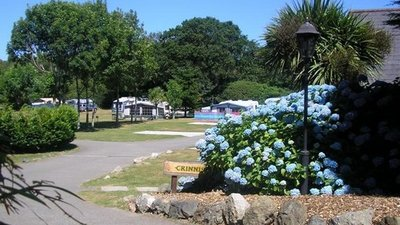 Picture of Carlyon Bay Caravan & Camping Park, Cornwall, South West England