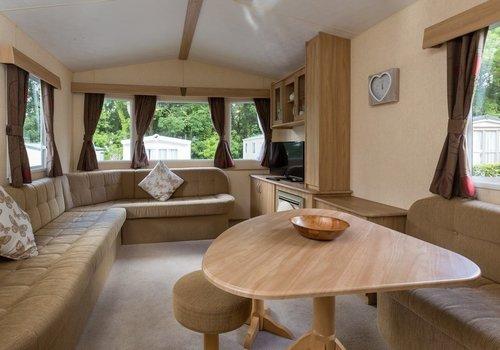Photo of Holiday Home/Static caravan: 3 Bed 10' Classic Extra Caravan, Pet-Friendly