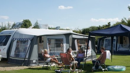 Picture of Ranch Caravan Park, Worcestershire, Central South England