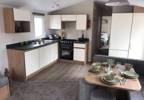 Photo of Holiday Home/Static caravan: Willerby Mistral