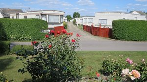 Hayling Island holidays - Elliotts Caravan Estate,  Hayling Island