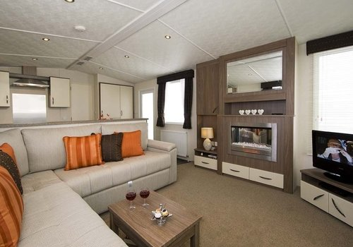 Photo of Holiday Home/Static caravan: Platinum 2 Bed Dog Friendly Caravan