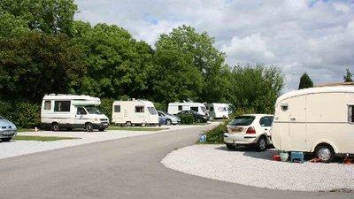 Picture of Knaresborough Caravan Club Site, North Yorkshire, North of England