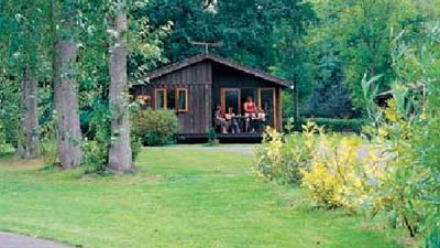 Picture of Derwen Mill Holiday Park, Powys