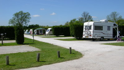 Use Caravan Sitefinder to book your stay at Callow Top Holiday Park in Derbyshire - Caravan Sitefinder is the best place to look for campsites in Derbyshire and Callow Top Holiday Park has won many prizes (© Callow Tow Holiday Park)