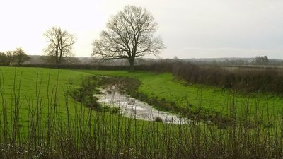 Oakham Canal remains near Cottesmore  (© © Copyright Alan Murray-Rust (http://www.geograph.org.uk/profile/9181) and licensed for reuse (http://www.geograph.org.uk/reuse.php?id=4811967) under this Creative Commons Licence (https://creativecommons.org/licenses/by-sa/2.0/))