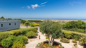 Holidays in Wales near the beach - Seaview Holiday Home Park, Flintshire