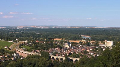 Sancerre in Loire Valley