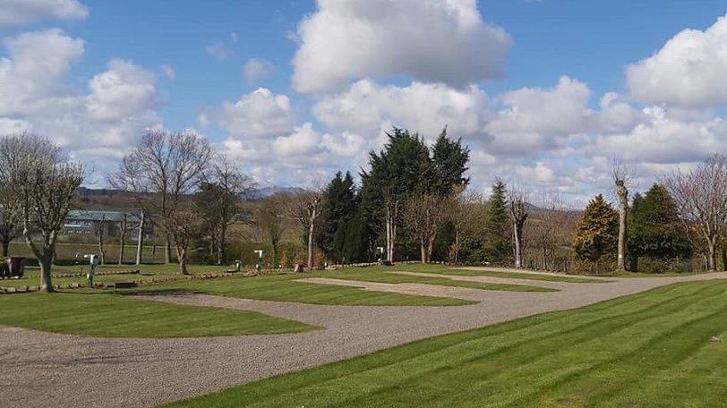 Cumbria caravan holidays - Thacka Lea Caravan Park, Penrith