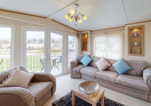 Photo of Holiday Home/Static caravan: 2-Bed Victory Woodland Vue