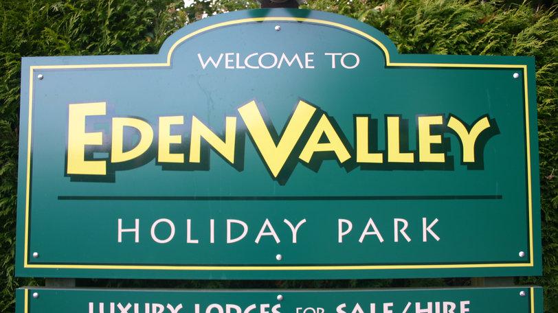 Eden Valley Holiday Park logo
