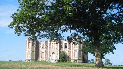 Château du Breil in Iffendic (© By Floranne2006 (Own work) [CC BY-SA 3.0 (http://creativecommons.org/licenses/by-sa/3.0)], via Wikimedia Commons (original photo: https://commons.wikimedia.org/wiki/File:Ch%C3%A2teau_du_Breil_in_Iffendic.jpg))